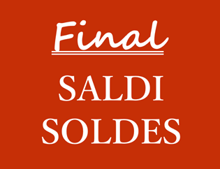 final SALDI SOLDES!!~MANO final SUMMER SALE~