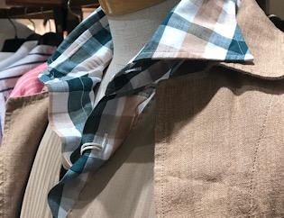 新作BORRIELLOシャツ