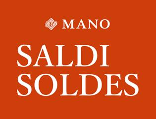 SALDI SOLDES!! ~MANO summer sale~